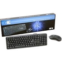 Picture of CIT USB Black Keyboard and Mouse