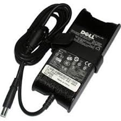 Picture of 90W Dell Original AC Adaptor and UK Mains Lead