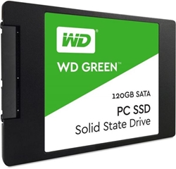 """Picture of 120GB SSD Western Digital 2.5"""" Hard Drive"""