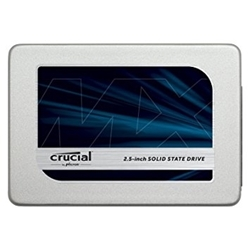 """Picture of 525GB Crucial Encrypted 2.5"""" Hard Drive"""