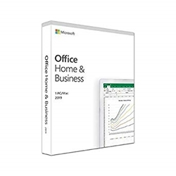 Picture of Microsoft Office Home and Business 2019 Medialess